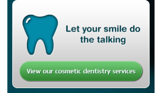 Let your smile do the talking - View our cosmetic dentistry services