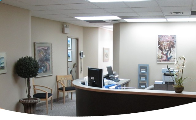 dr. perry pelletier's office